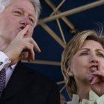 Clinton buried Nephilim
